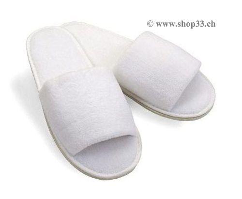 frottee schuhe hausschuhe frottee slipper. Black Bedroom Furniture Sets. Home Design Ideas